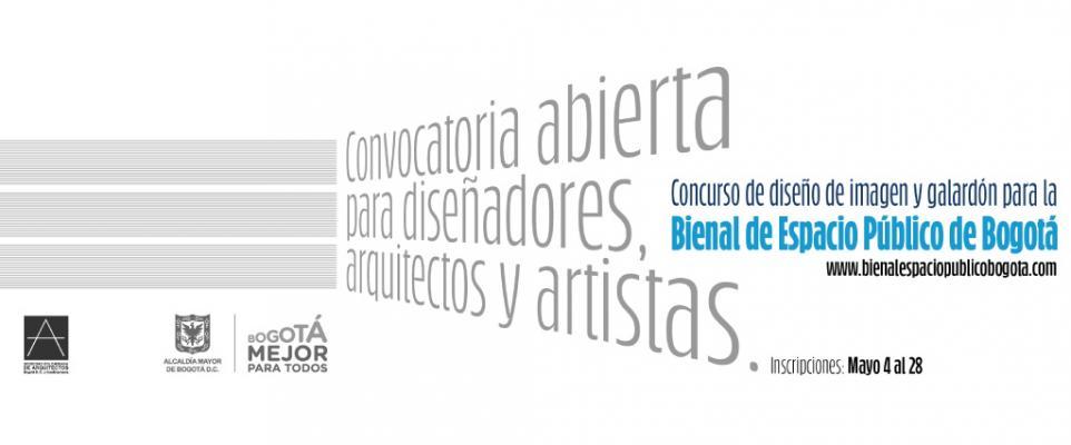 Convocatoria abierta para diseñadores, arquitectos y artistas