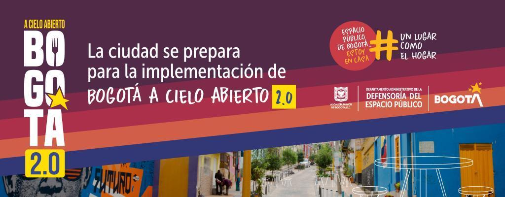 Bogotá A Cielo Abierto 2.0